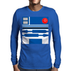 R2-D2 Mens Long Sleeve T-Shirt