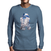 R2 D2 - Star Wars Mens Long Sleeve T-Shirt
