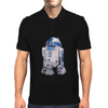 R2 D2 - Star Wars Mens Polo