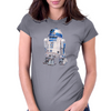 R2 D2 - Star Wars Womens Fitted T-Shirt