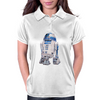 R2 D2 - Star Wars Womens Polo