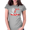 Rabbit Killer Womens Fitted T-Shirt