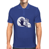Rabbit Shadow Hand Mens Polo