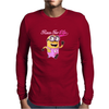RACE FOR LIFE 2015 MINION T SHIRT VEST PERSONALISED GIRLS WOMEN LADIES Mens Long Sleeve T-Shirt
