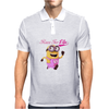 RACE FOR LIFE 2015 MINION T SHIRT VEST PERSONALISED GIRLS WOMEN LADIES Mens Polo
