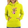 RACE FOR LIFE 2015 MINION T SHIRT VEST PERSONALISED GIRLS WOMEN LADIES Womens Hoodie