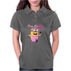 RACE FOR LIFE 2015 MINION T SHIRT VEST PERSONALISED GIRLS WOMEN LADIES Womens Polo