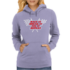 Race It, Break It, Fix It, Repeat Womens Hoodie