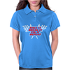Race It, Break It, Fix It, Repeat Womens Polo