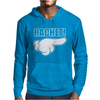 Rachet Cartoon Hand Mens Hoodie