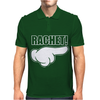 Rachet Cartoon Hand Mens Polo