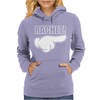 Rachet Cartoon Hand Womens Hoodie