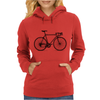 racing bicycle t-shirt art, racing bike wall art, phone case art Womens Hoodie