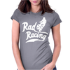 Rad Racing BMX Womens Fitted T-Shirt