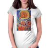 Rada and the Dreamkeeper Womens Fitted T-Shirt