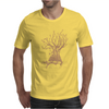 Radiohead Tree Charcoal Grey Mens T-Shirt