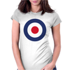 RAF Retro Womens Fitted T-Shirt