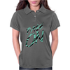 Rage On Womens Polo