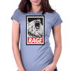 Rage! Womens Fitted T-Shirt