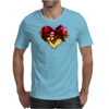 Raggae Love Mens T-Shirt