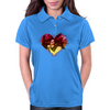 Raggae Love Womens Polo