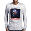 Raiden WIns Metalality Mens Long Sleeve T-Shirt