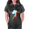 Rainbow Dash Cutie Womens Polo