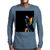 Rainbow Dash Derp! Mens Long Sleeve T-Shirt