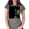 Rainbow Dash Derp! Womens Fitted T-Shirt