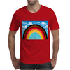 Rainbow in the Sky Mens T-Shirt