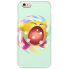 Rainbow Kirby Phone Case