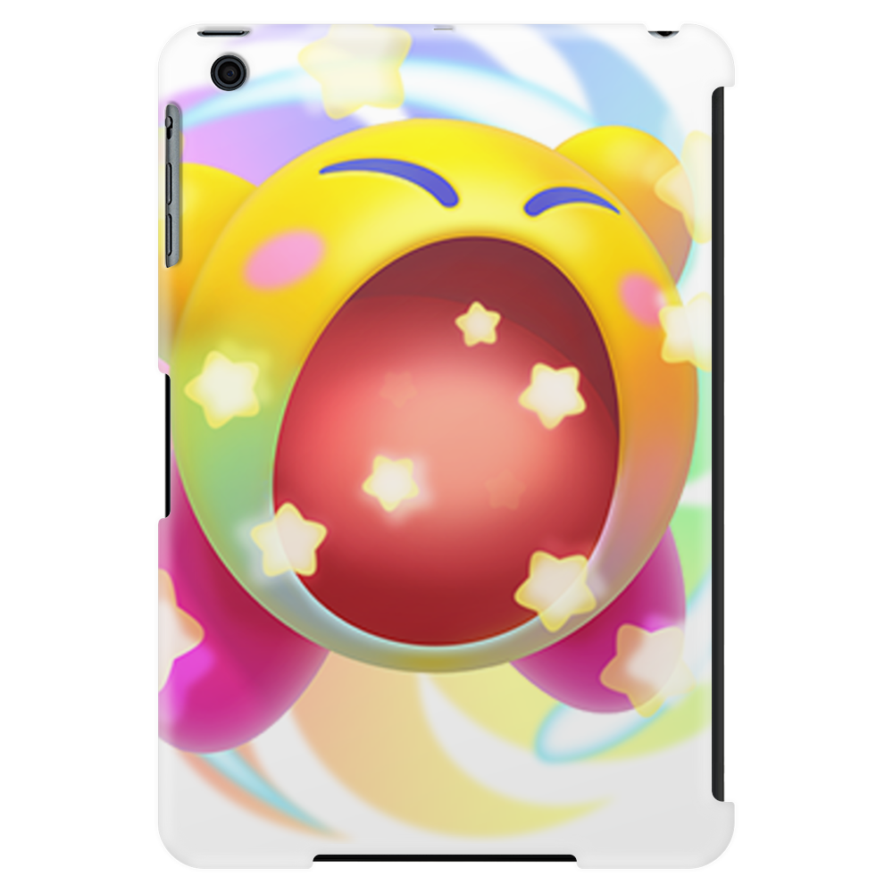 Rainbow Kirby Tablet