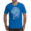 Rainbow Lion Mens T-Shirt