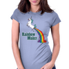 Rainbow Maker Womens Fitted T-Shirt