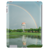 Rainbow Photograph by Jim Felder Tablet (vertical)