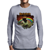 Rainbow Rising Mens Long Sleeve T-Shirt