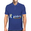 Rainbow Shadow Mens Polo