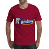 Rainbow Shadow Mens T-Shirt