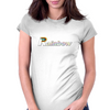 Rainbow Womens Fitted T-Shirt