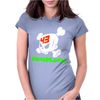 Rally Driver Ken Block 43 Womens Fitted T-Shirt