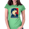 Randy Marsh Change Womens Fitted T-Shirt