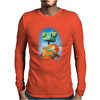 Rango Poster Art Mens Long Sleeve T-Shirt