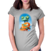 Rango Poster Art Womens Fitted T-Shirt