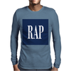 RAP Mens Long Sleeve T-Shirt