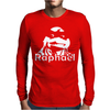Rapael Turtles  Funny Mens Long Sleeve T-Shirt