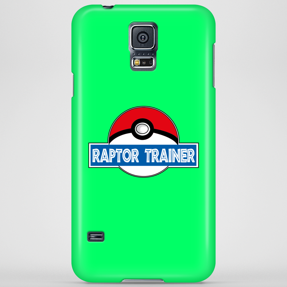 Raptor Trainer Phone Case