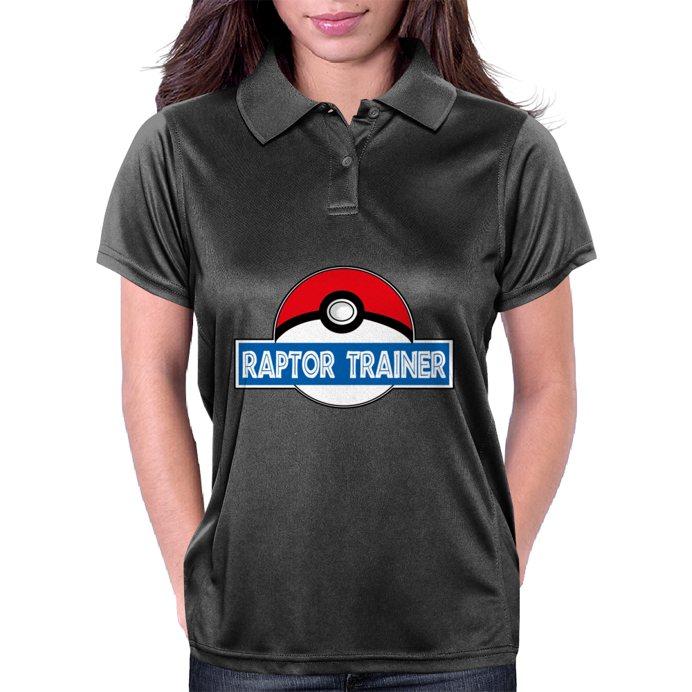 Raptor Trainer Womens Polo