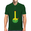 RASTA BONG WATER PIPE SLIDE INSERT STEM FILTERED Mens Polo