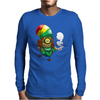 Rasta Mens Long Sleeve T-Shirt