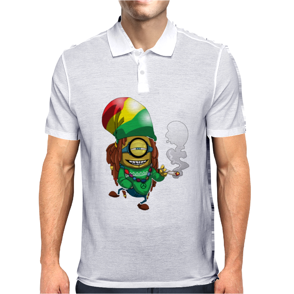 Rasta Mens Polo